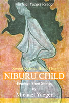 Niburu Child - A collection of Fourteen short stories by Michael Yaeger